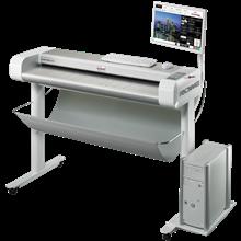 "Rowe 600-60"" HA-20 Document Scanner"